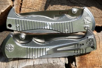 CRKT Tighe Rade Review