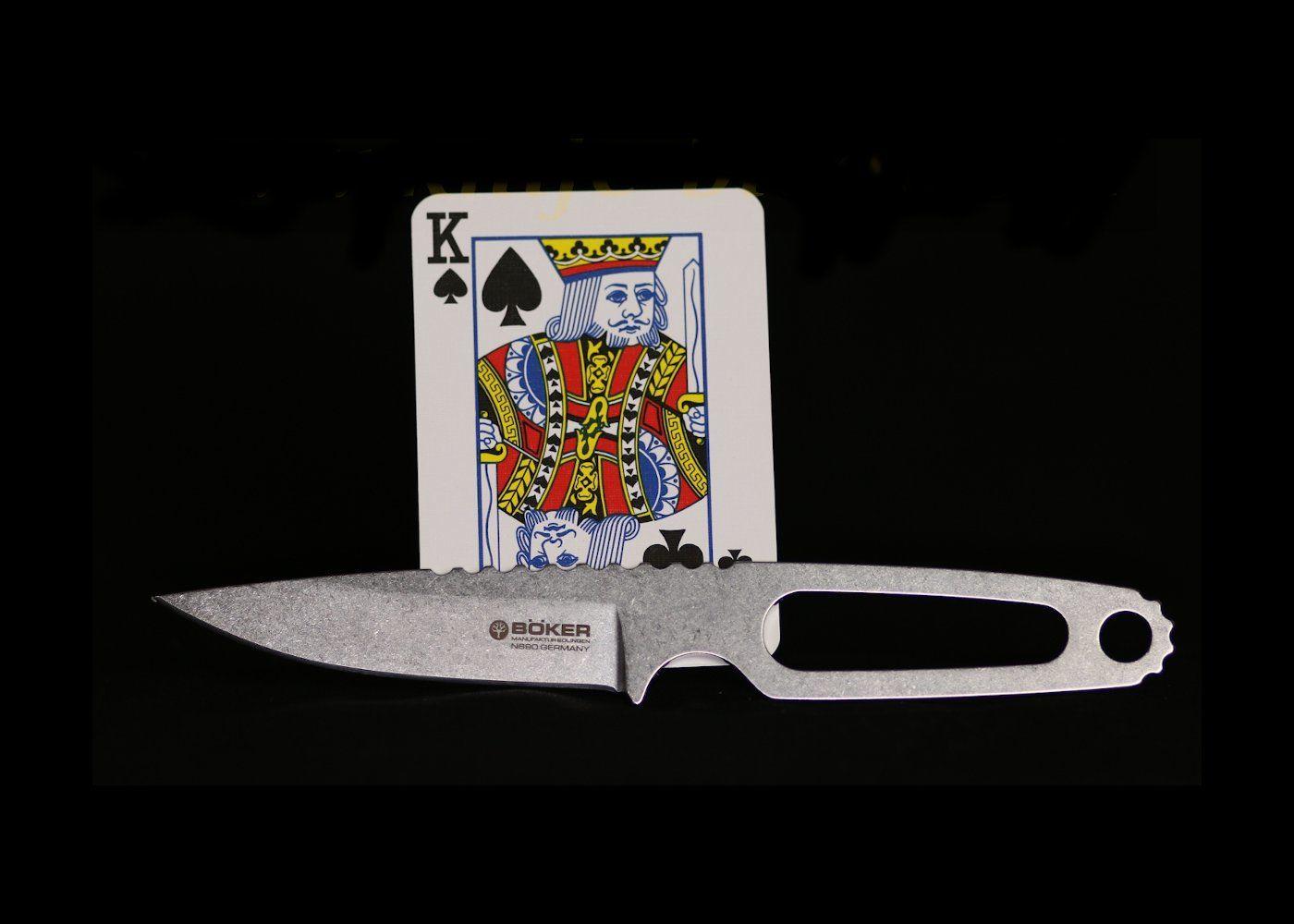 Böker Para-1 Neck Knife