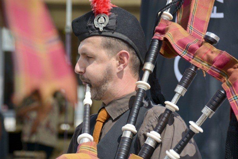 Messer in Schottland: Scharfes Waffenrecht ist eine Tradition