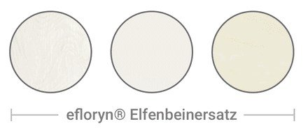 Bachmann Kunststoffe - Elforyn Juma Elfenbein