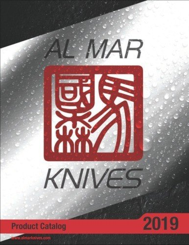 Al Mar Knives Catalog Front