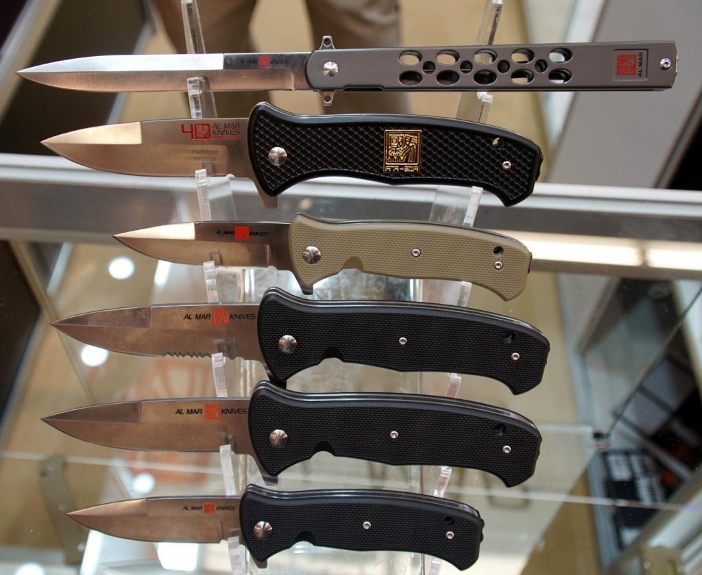 Al Mar Knives - Neue Modelle 2019