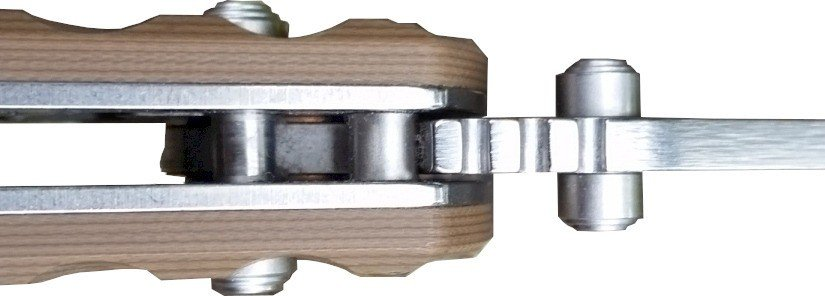 Axis Lock an einem Benchmade 300