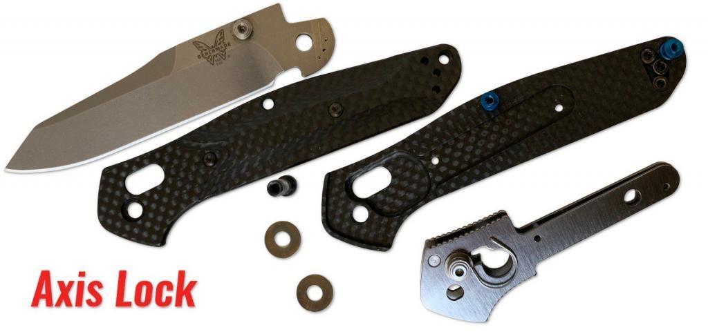 Axis Lock an Benchmade 940