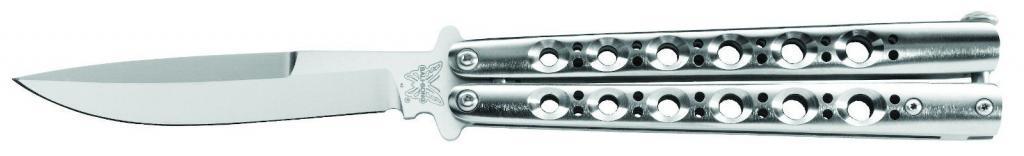 Neues Waffengesetz für Messer: Benchmade Balisong Modell 42