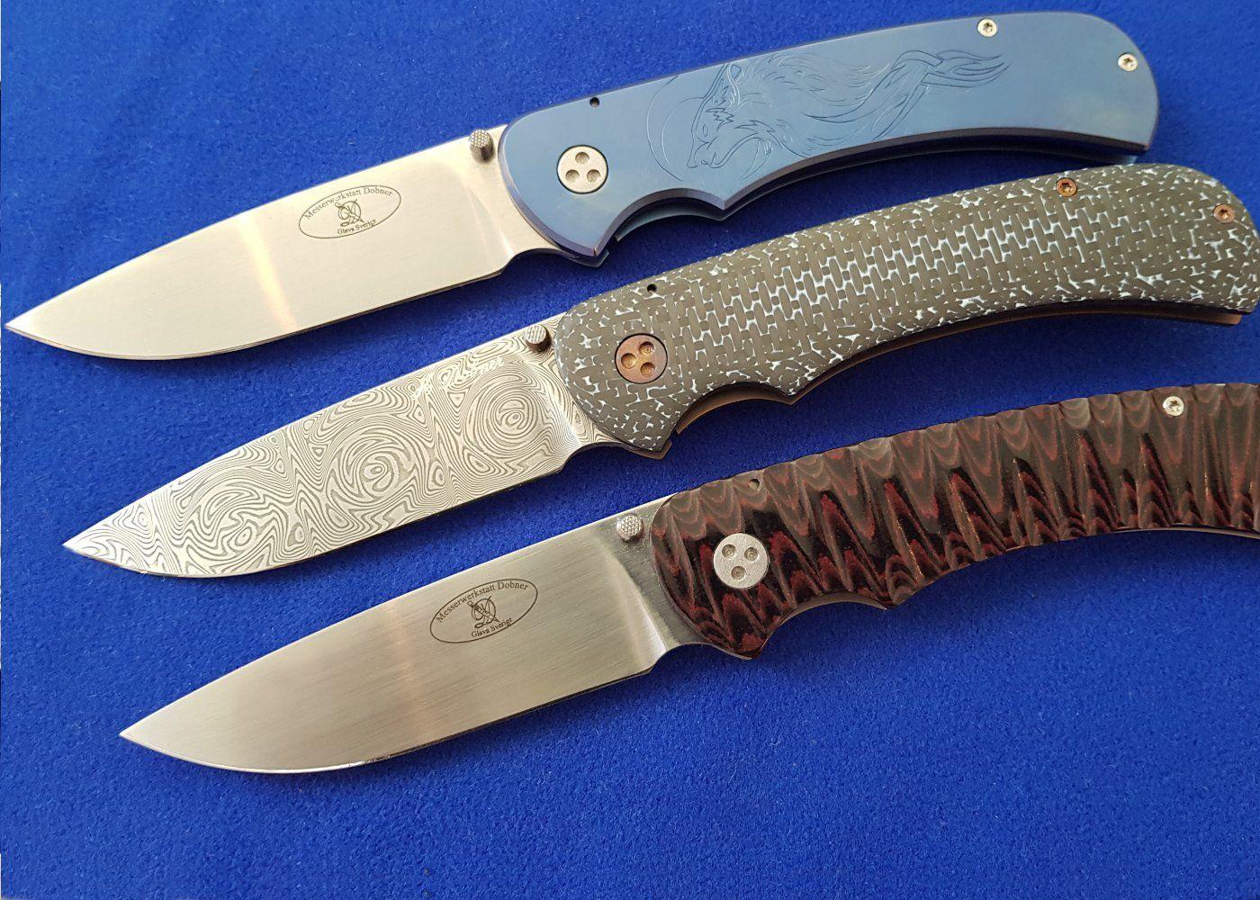 Bester Messerstahl für Taschenmesser
