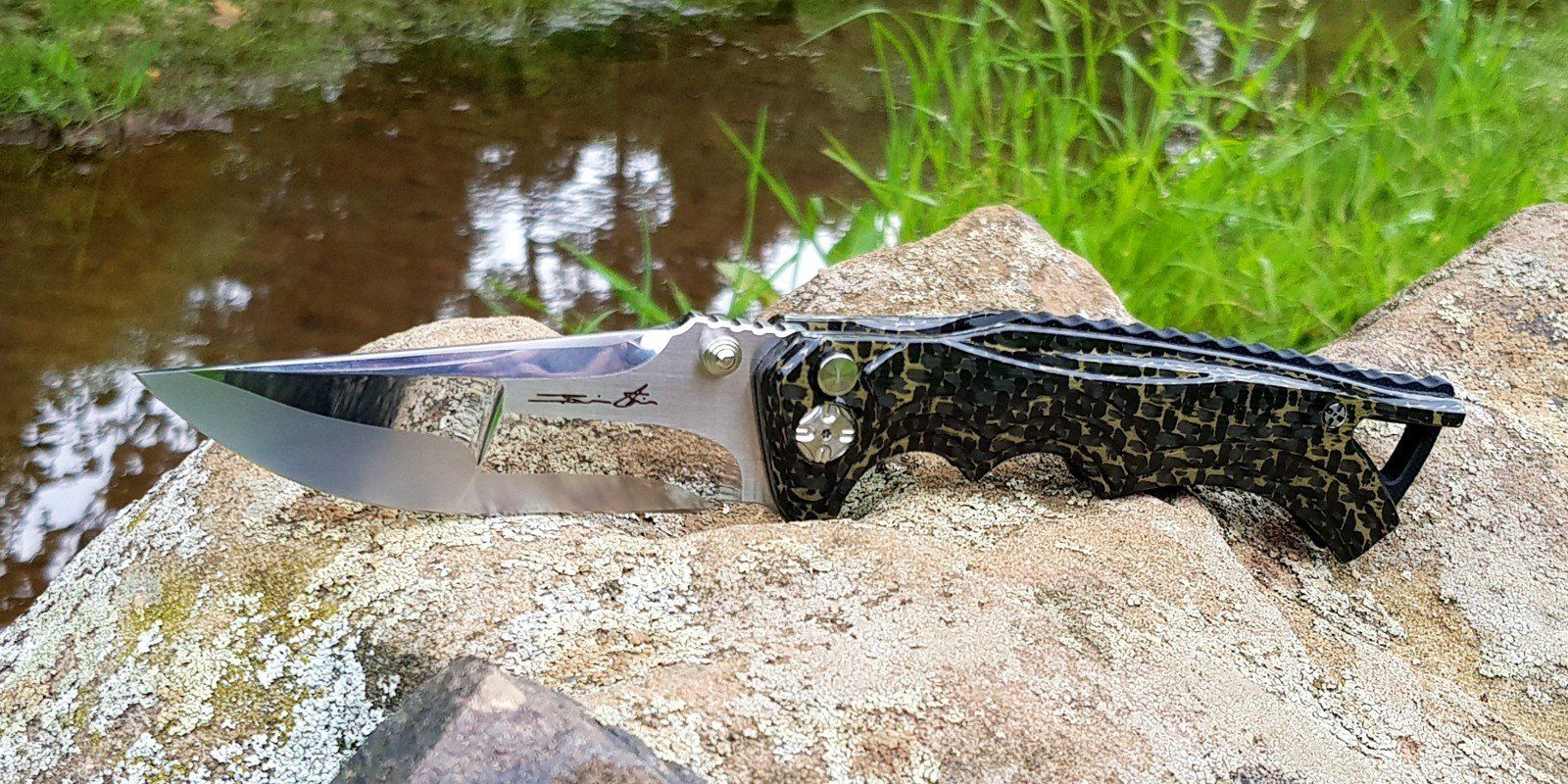 Brian Tighe Fighter Review