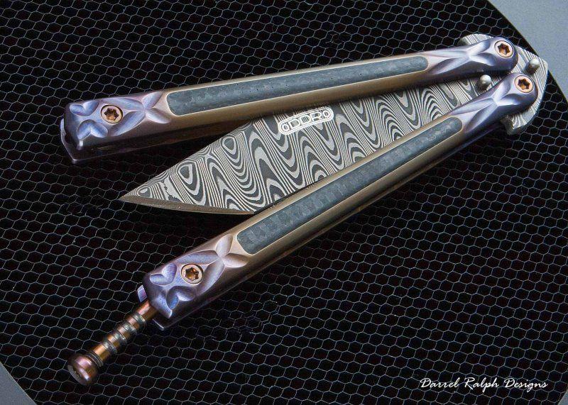 Darrel Ralph Venturi Custom