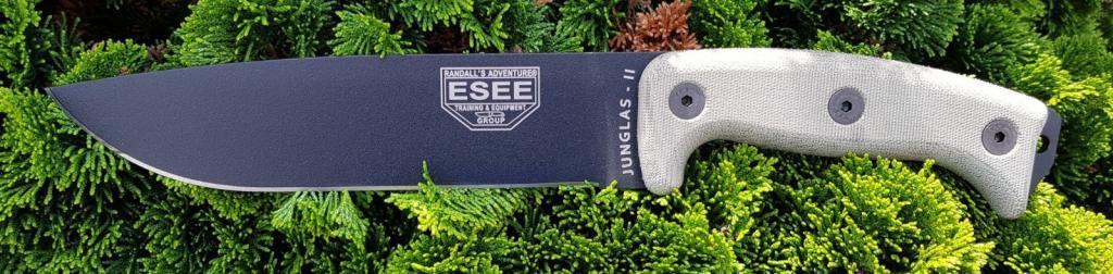 ESEE Junglas 2, Outdoor- und Survival-Messer