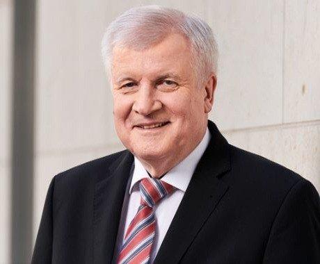 Minister Horst Seehofer