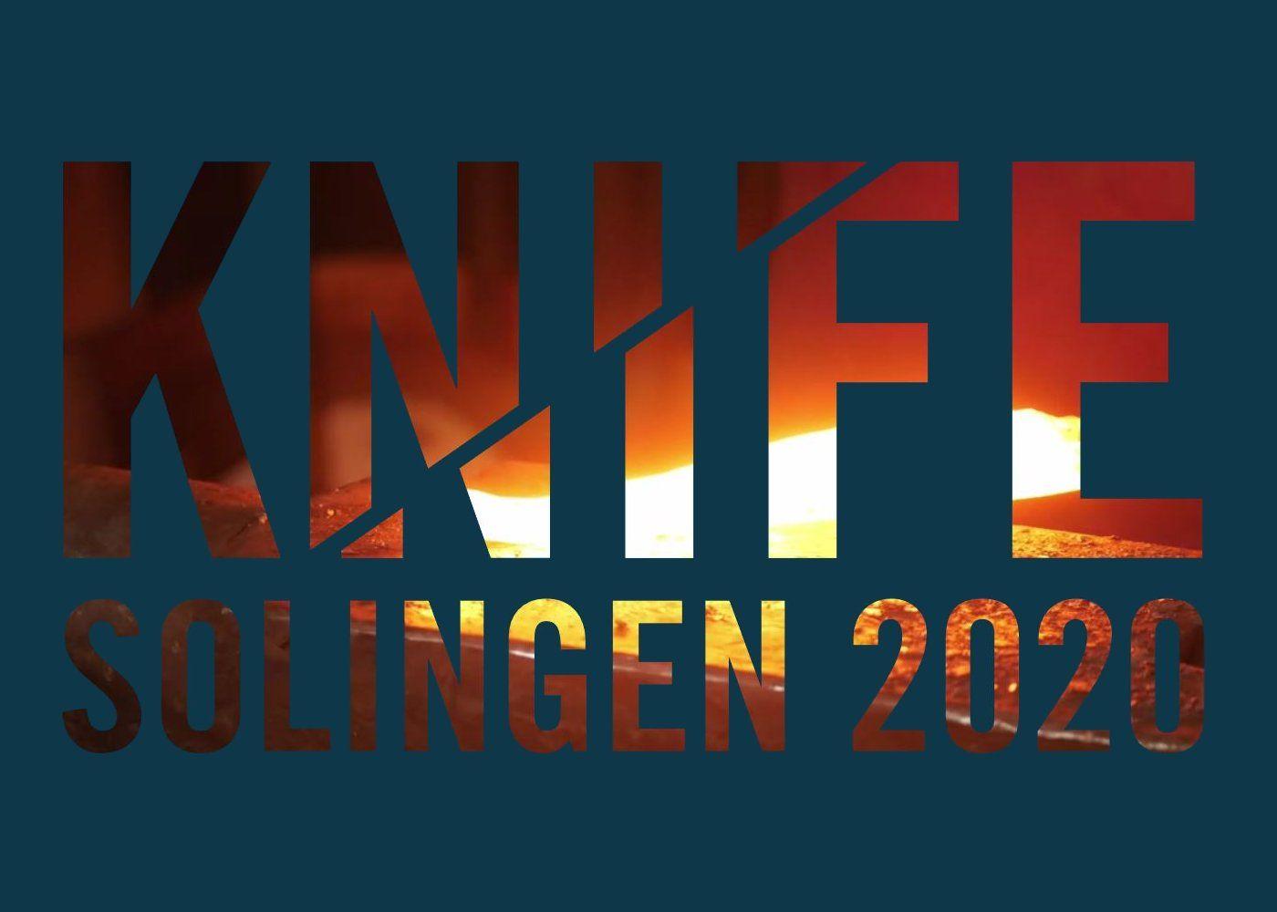 Knife 2020 in Solingen