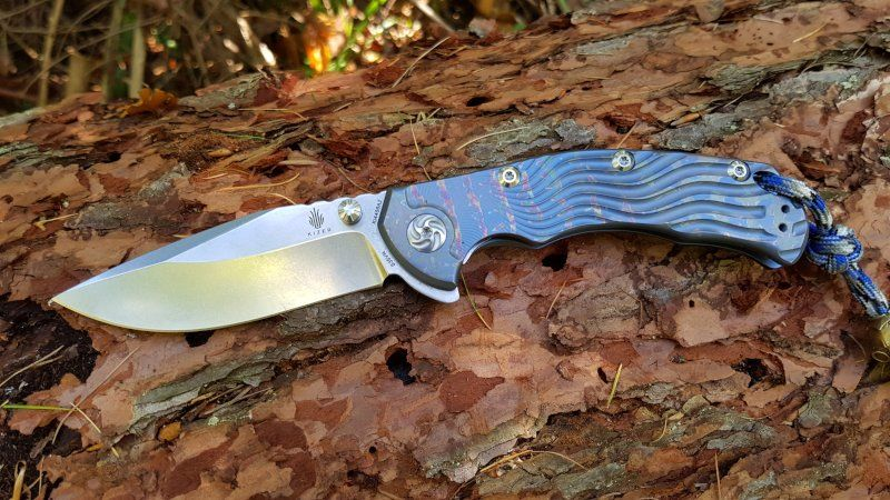 River Cat by Kizer Cutlery