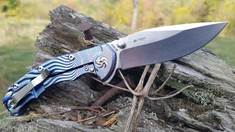 River Cat von Kizer Cutlery
