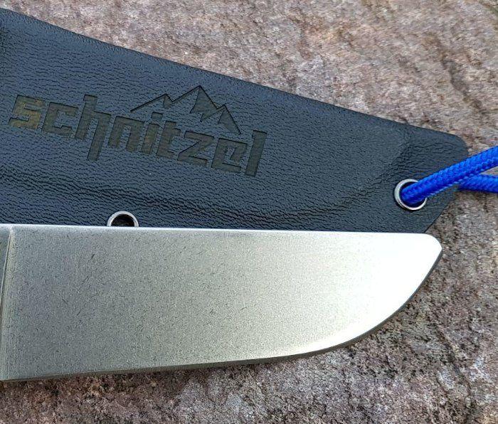 Schnitzel - Messer für Kinder mit abgerundeter Spitze
