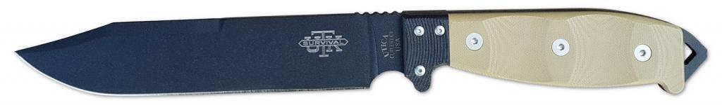 Messer Test 2019: Utica Cutlery UTK-B6