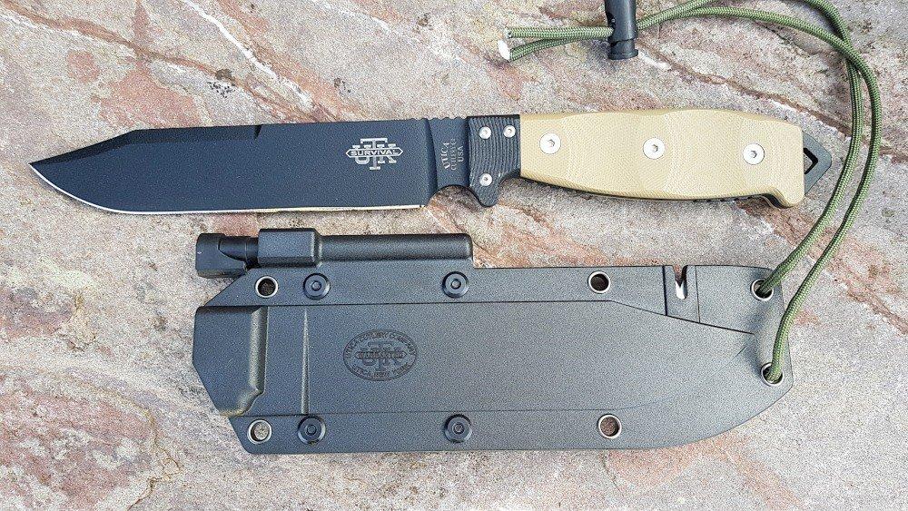 Messer Test: Utica Cutlery UTK B6