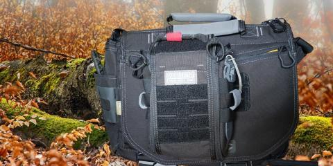 Vanquest Envoy-13 Messenger Bag