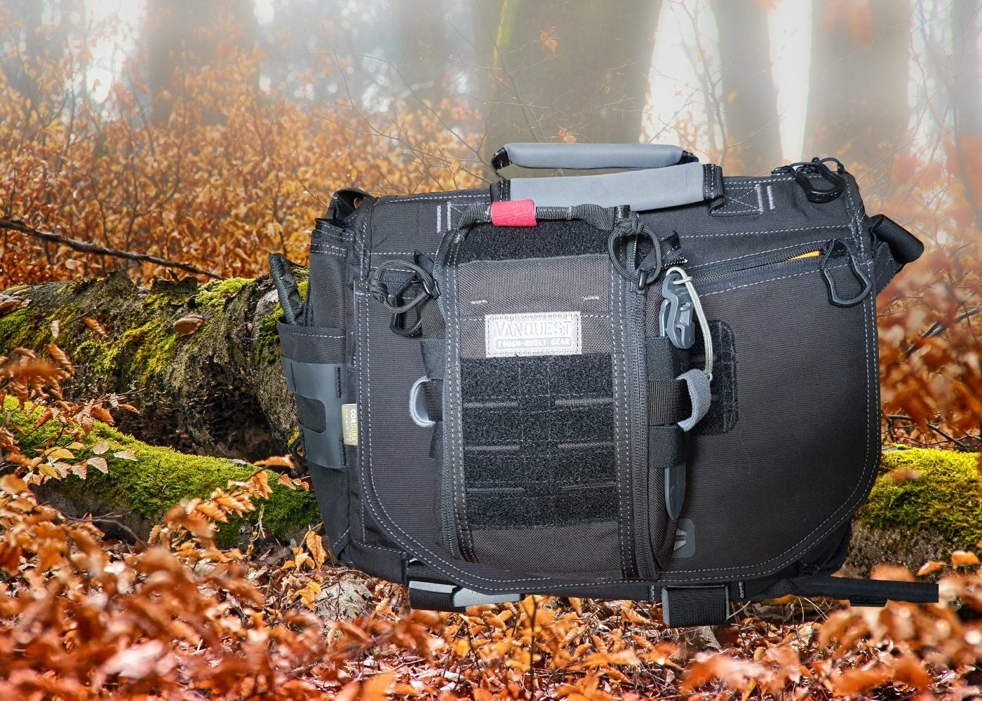 Vanquest Envoy-13 Messenger Bag