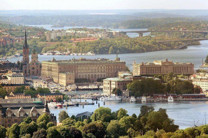 Waffengesetz in Schweden