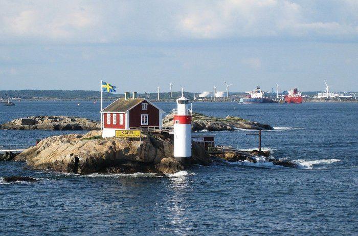 Messerrecht und Waffengesetz in Schweden
