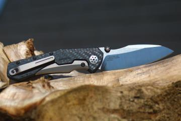 Zero Tolerance ZT 0850 CF Review