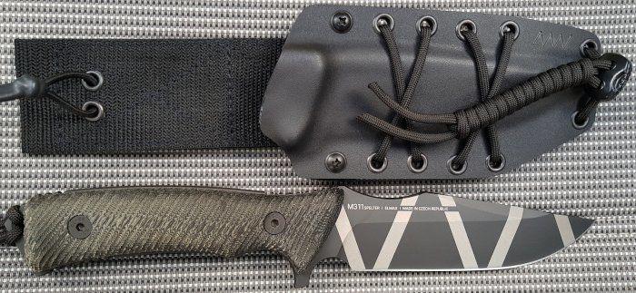 Acta Non Verba Knives - M311 Spelter