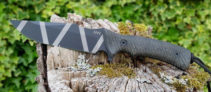 M311 Spelter von Acta Non Verba Knives