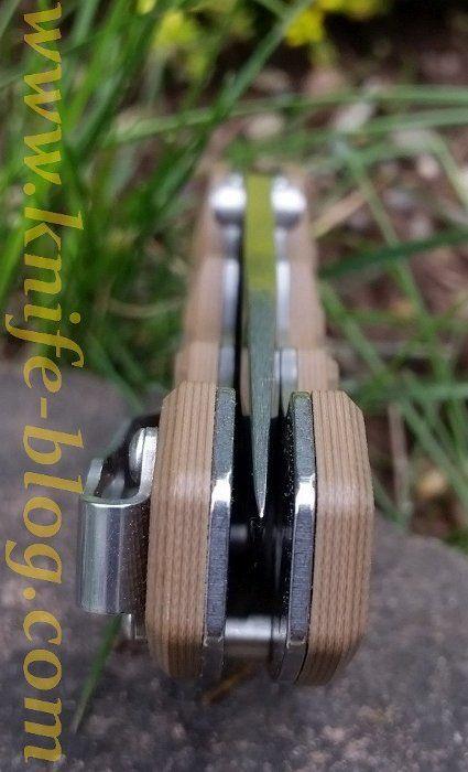 Benchmade 300 - Klingenstand