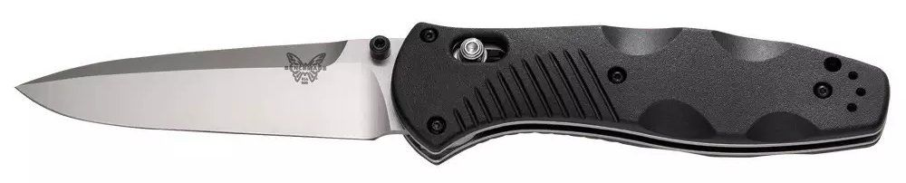 Assisted Opener: Benchmade Barrage, open