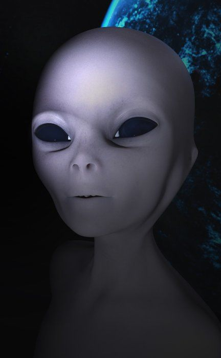 Alien from Reticulan