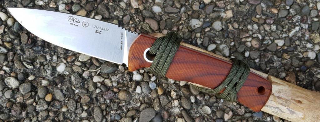 Chaman EDC von Nieto als Survival-Messer