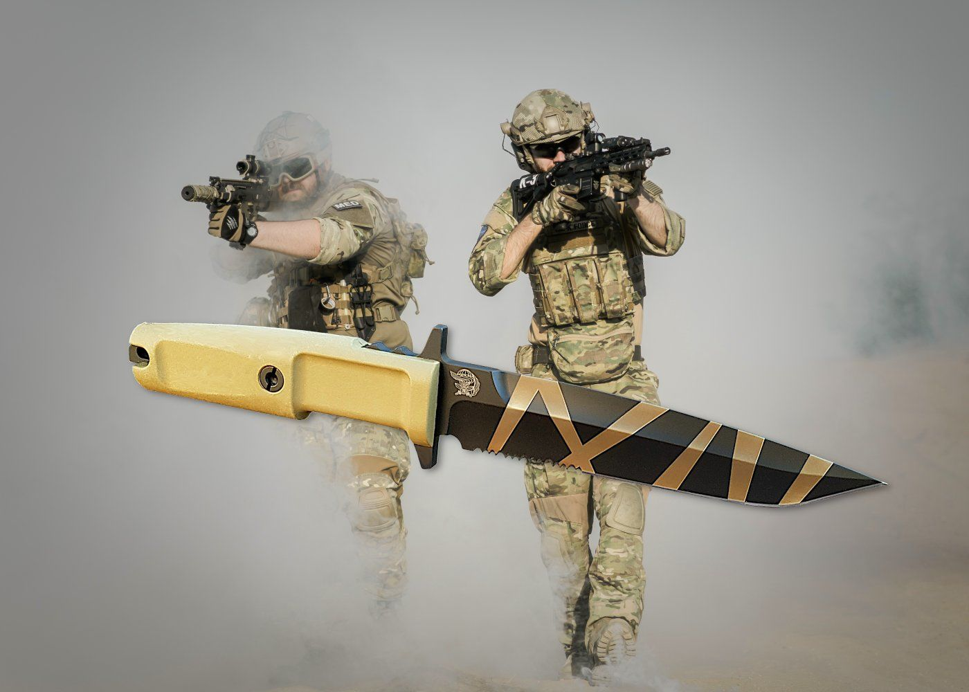 Extrema Ratio Desert Warfare Col Moschin