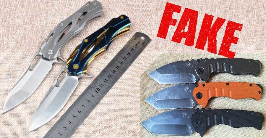 Fake Knives - Medford Infraction und Praetorian