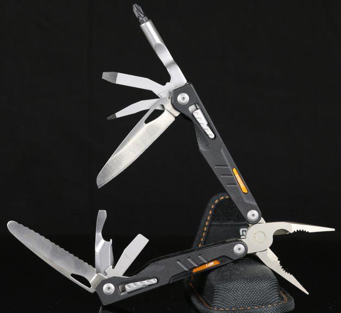 Gerber MP1 Multitool, alle Werkzeuge