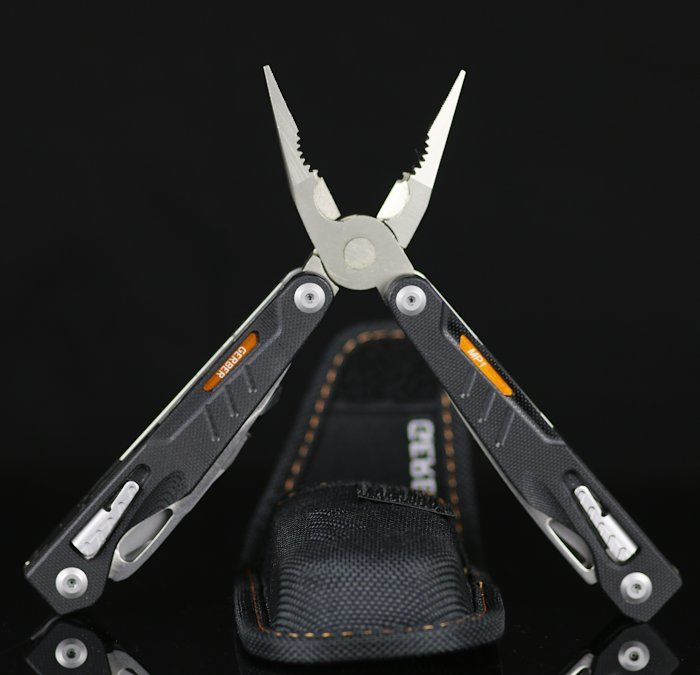 Gerber MP1 Multitool - Praxistest