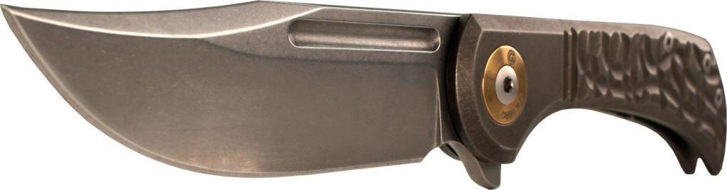 Editions-G Bullet Taschenmesser