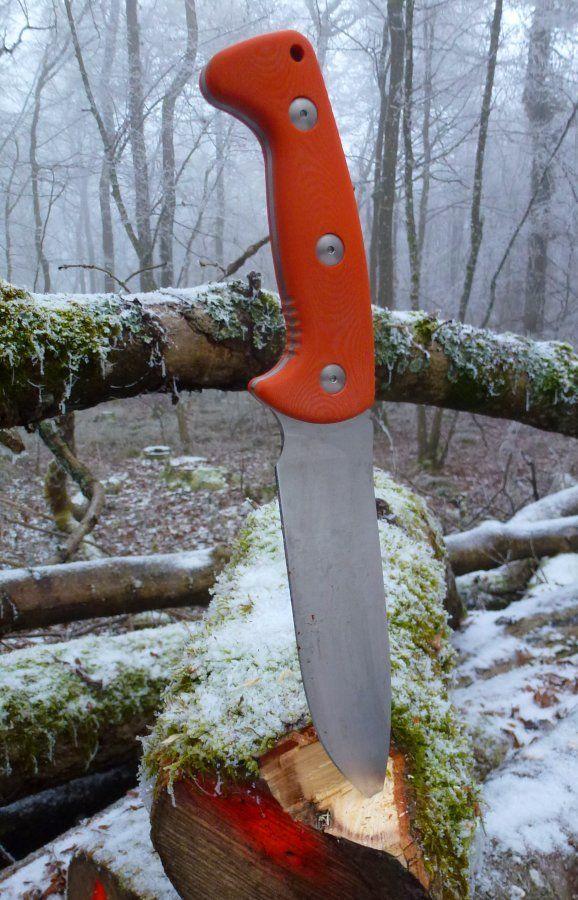 Maserin 978 Hunting im Outdoor-Einsatz
