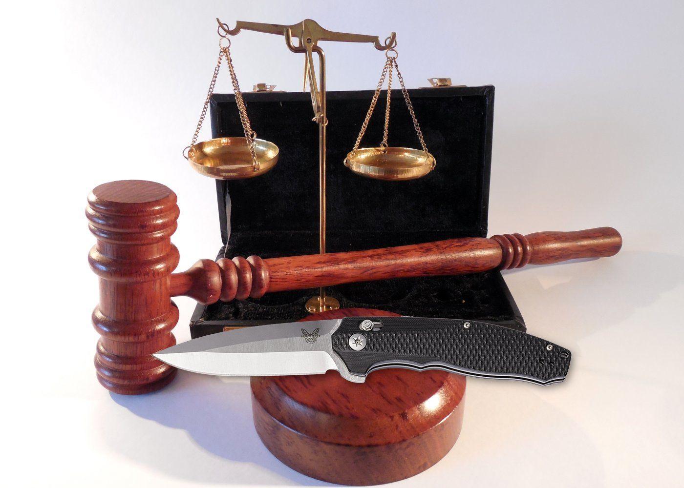 Messer im Waffenrecht