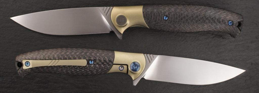 Messertest 2019 Flipper - WE Knife Deacon