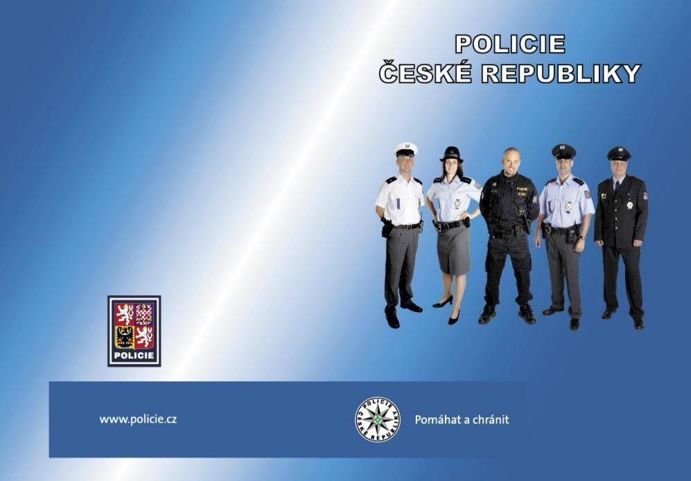 Waffengesetz in Tschechien - Polizei