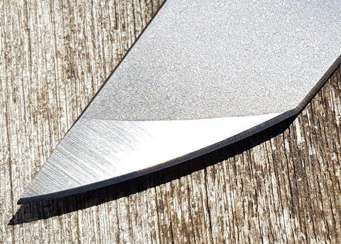 Taschenmesser 2019: Bestech Knives Kendo - Klingenschliff