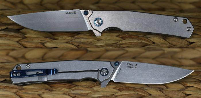 Budget Messer mit ansprechendem Design von RUIKE