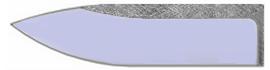 Messerklingen - Formen, Konzepte, Einsatzzwecke: Drop Point Klinge