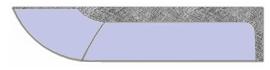 Messerklingen - Formen, Konzepte, Einsatzzwecke: Tanto Klinge