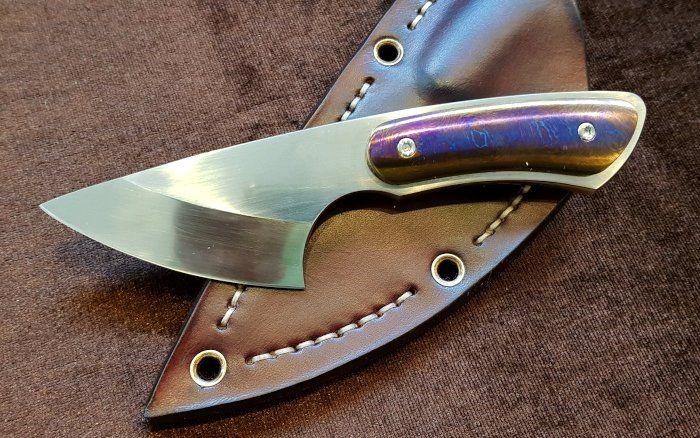 DMG Scharfe Sachen 2019 - Messer von Frank Funke