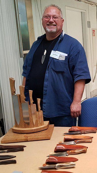 DMG Scharfe Sachen 2019 - DMG Präsident Erich Niemeier