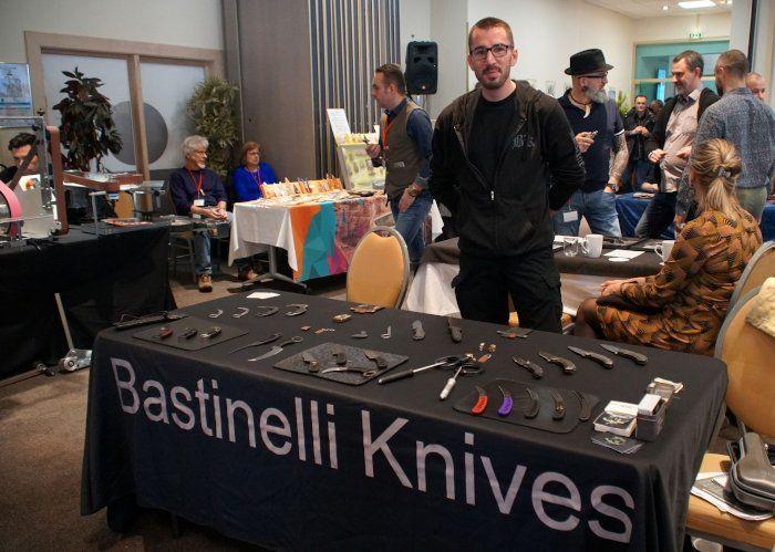 EuroKnife 2019 - Bastinelli Knives