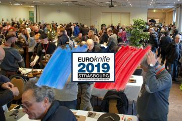 EuroKnife 2019 - Messerausstellung in Straßburg 4