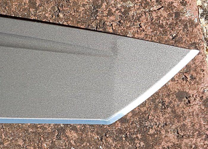 Extrema Ratio T4000S - Klinge, Detail