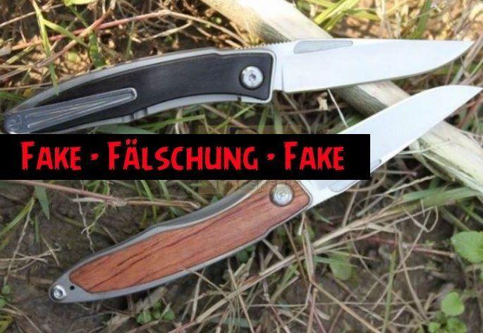 Fake Knives - CRK Mnandi